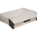 هود زیرکابینتی استیل مدل 4002 بیمکث(900 و 1000 میلی متری)