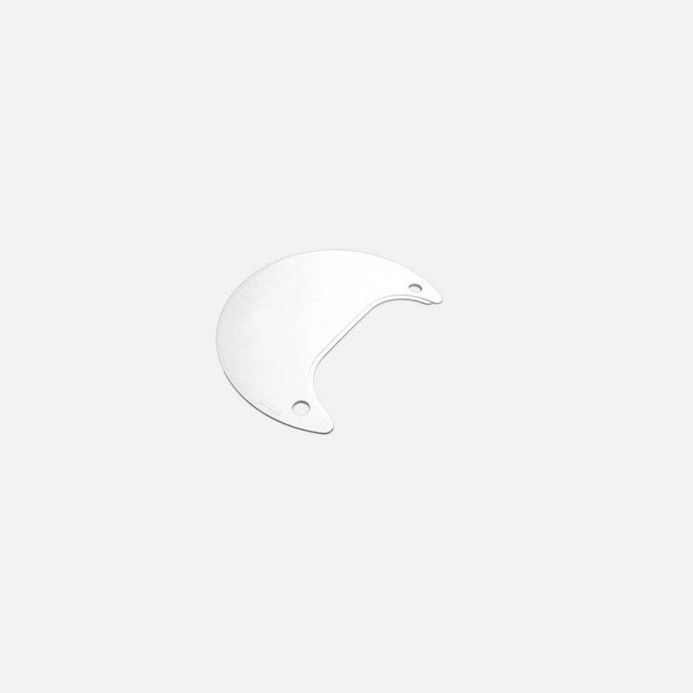 سینک یک لگنه نیمه فانتزی 170 توکار استیل البرز